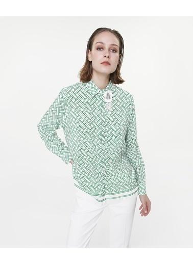 Ipekyol Gömlek Yeşil